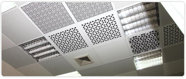Ceilings And Partition Systems