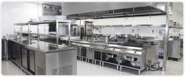 Stainless Kitchen Equipment