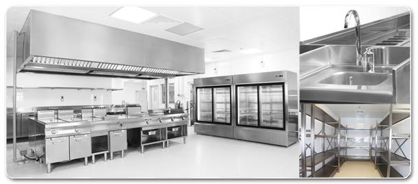 ... Complete Life Cycle Of The Projects That Include Hotels, Restaurants Or  Staff Canteen. Some Of The Products Manufactured Under The SS Kitchen  Equipment ...