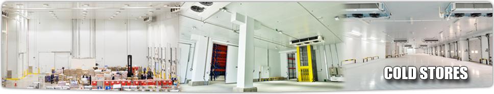 Cold Rooms, Cold Rooms Manufacturer, TSSC UAE