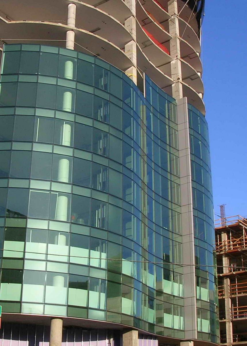Curtain Walls, Curtain Wall UAE, Technical Supplies U0026 Services Co.Ltd